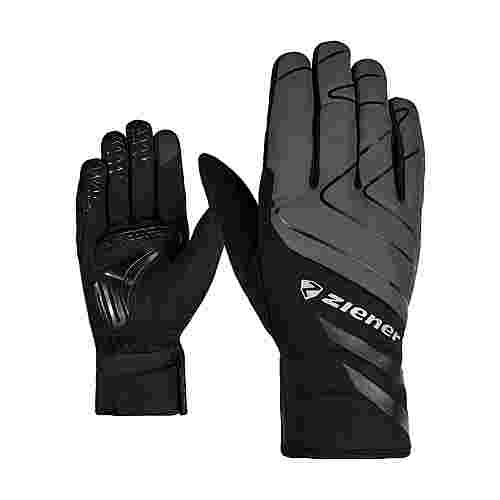 Ziener DALY AS(R) TOUCH Fahrradhandschuhe black