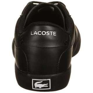 Lacoste Court-Master Sneaker Herren schwarz