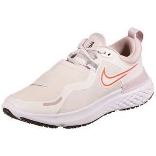 Nike React Miler Shield Laufschuhe Damen rosa / rosa