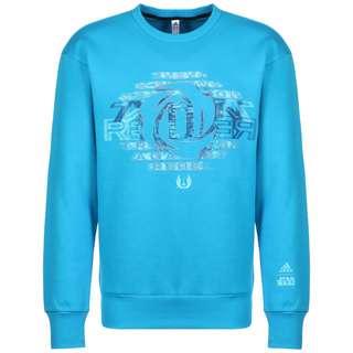 adidas D Rose Star Wars Sweatshirt Herren blau