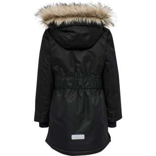hummel hmlMARTHA COAT Winterjacke Kinder BLACK