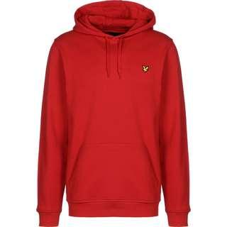 Lyle & Scott Sportswear Hoodie Herren rot