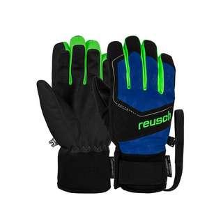Reusch Torby R-TEX® XT Junior Skihandschuhe surf web/blck/neon green