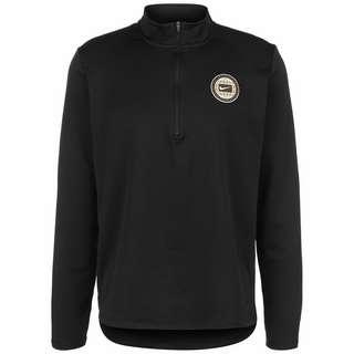 Nike Pacer Wild Run Graphic Funktionssweatshirt Herren braun