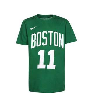 Nike NBA Icon Edition Player #11 Kyrie Irving Basketball Shirt Kinder grün / weiß