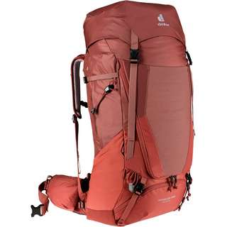 Deuter Futura Air Trek 55 + 10 SL Trekkingrucksack Damen redwood-lava