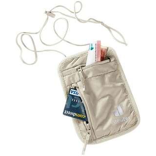 Deuter Security Wallet I Brustbeutel sand