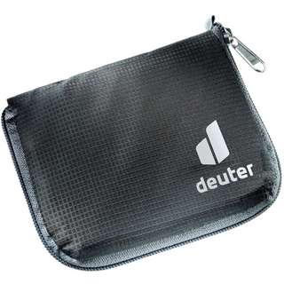 Deuter Zip Wallet Geldbeutel black