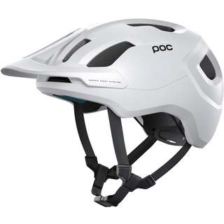 POC Axion SPIN Fahrradhelm matt white