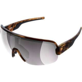 POC Aim Sportbrille tortoise brown