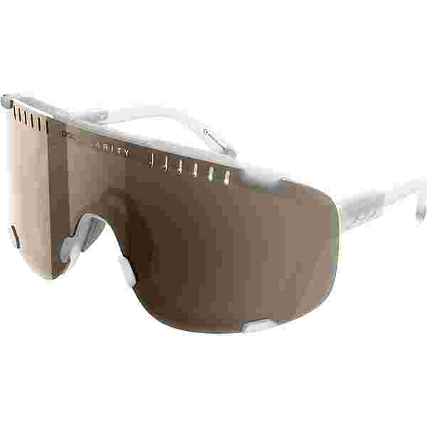 POC Devour Sportbrille transparant crystal