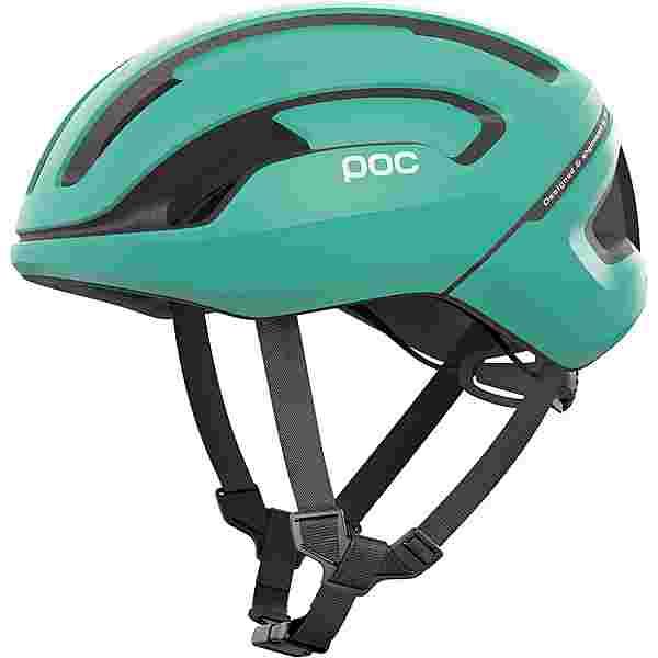 POC Omne Air SPIN Fahrradhelm fluorite green matt