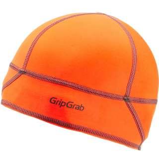 GripGrab Skull Helmmütze Orange Hi-Vis