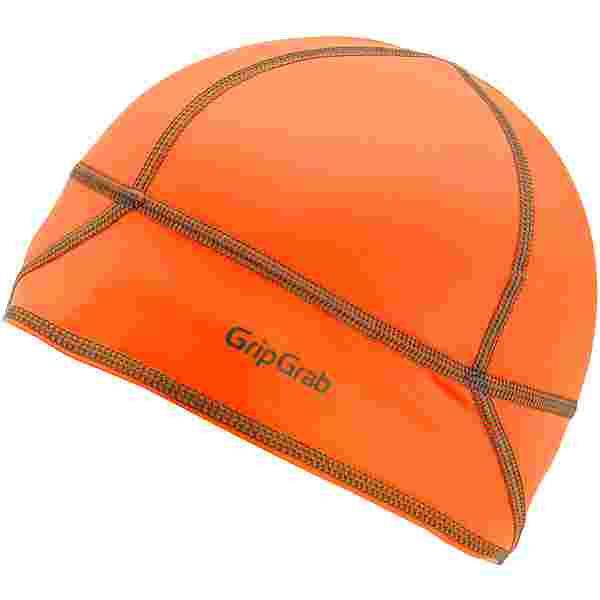 GripGrab Skull Helmmütze Pink Hi-Vis