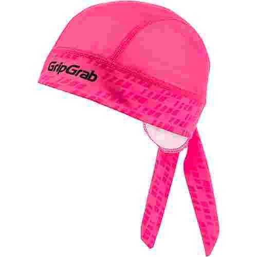 GripGrab Bandana Helmmütze Pink