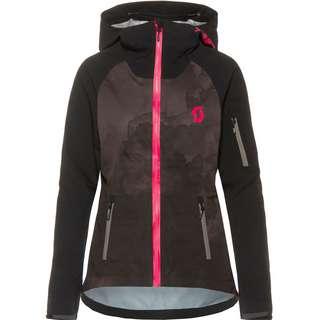 SCOTT W's Trail Storm WP Fahrradjacke Damen black virtual pink
