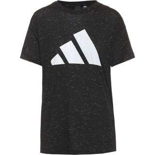 adidas Winners 2.0 SPORT MUST HAVES ENHANCED T-Shirt Damen black melange