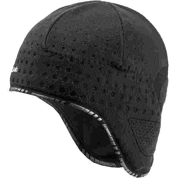 GripGrab Aviator Windproof Thermal Skull Cap Helmmütze black