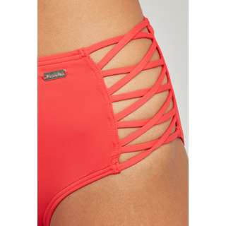 Bench Bikini Hose Damen rot