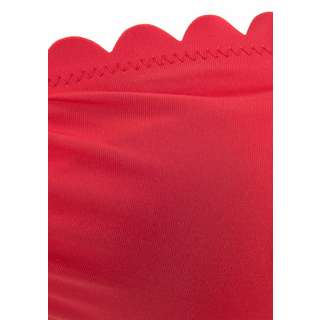 Lascana Bikini Oberteil Damen rot