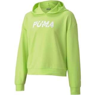 PUMA MODERN SPORTS HOODIE G Hoodie Kinder sharp green