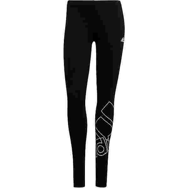 adidas Favorite Essentials Leggings Damen black-white