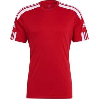 adidas Squad 21 Funktionsshirt Herren team power red-white