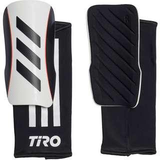 adidas Tiro Schienbeinschoner white-black-black-solar red