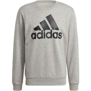 adidas Essentials Sweatshirt Herren medium grey heather
