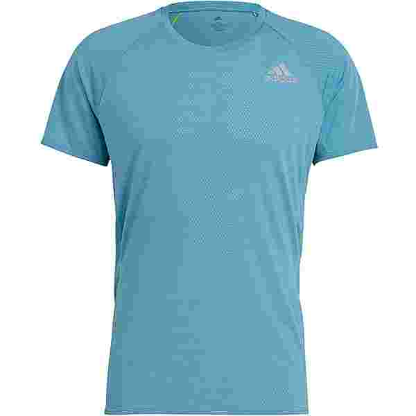 adidas Supernova Aeroready Funktionsshirt Herren hazy blue
