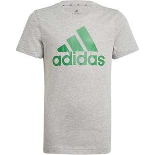 adidas Essentials T-Shirt Kinder medium grey heather