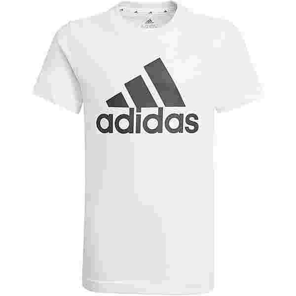 adidas Essentials T-Shirt Kinder white