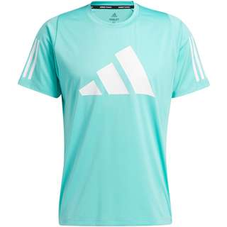 adidas Hype Aeroready T-Shirt Herren acid mint