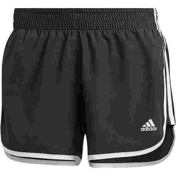 adidas MARATHON 20 RESPONSE AEROREADY Funktionsshorts Damen black-white