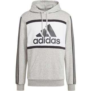 adidas Essentials Hoodie Herren medium grey heather