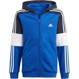 adidas Essentials Sweatjacke Kinder team royal blue-legend ink-white