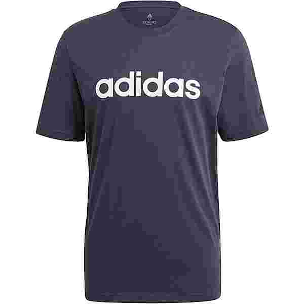 adidas Linear Essentials T-Shirt Herren legend ink