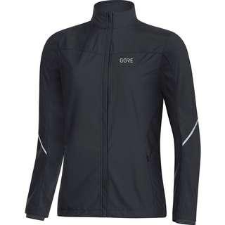 GORE® WEAR R3 Partial Windstopper Funktionsjacke Damen black
