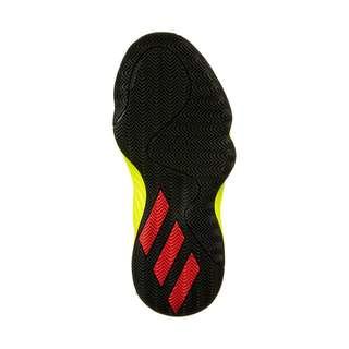 adidas D.O.N. Issue 1 Basketballschuhe Kinder gelb / schwarz