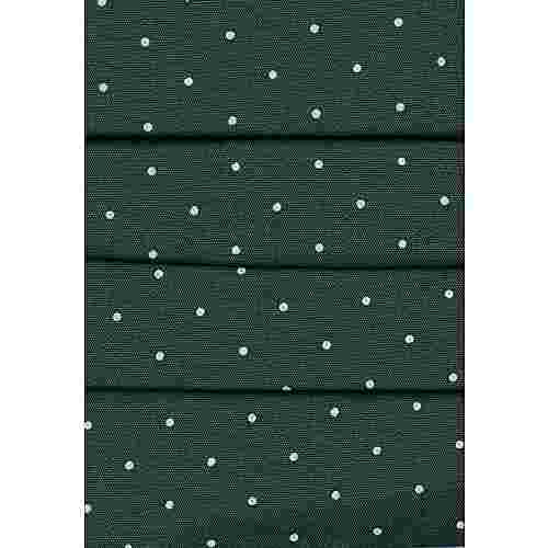 Zwillingsherz 3er Set Punkte Gesichtsmaske rot, grün, blau