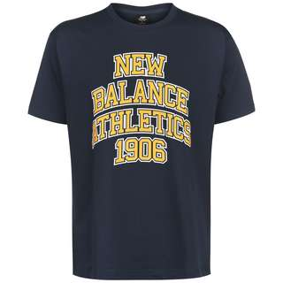 NEW BALANCE Athletics Varsity Spec T-Shirt Herren dunkelblau