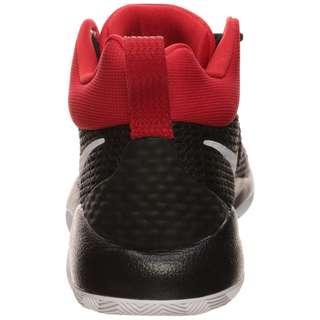 Nike Zoom Rev Fitnessschuhe Damen schwarz / rot