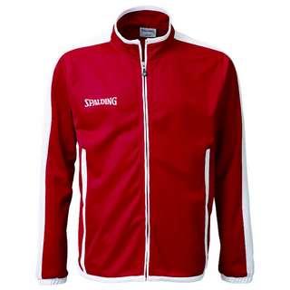 Spalding Evolution Trainingsjacke Herren rot / weiß