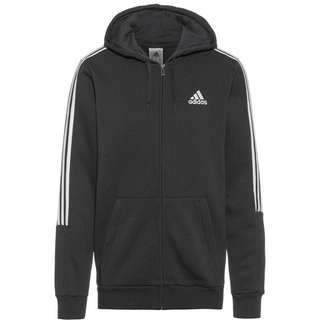 adidas ESSENTIAL Sweatjacke Herren black-white