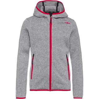 CMP Fleecejacke Kinder argento b. co