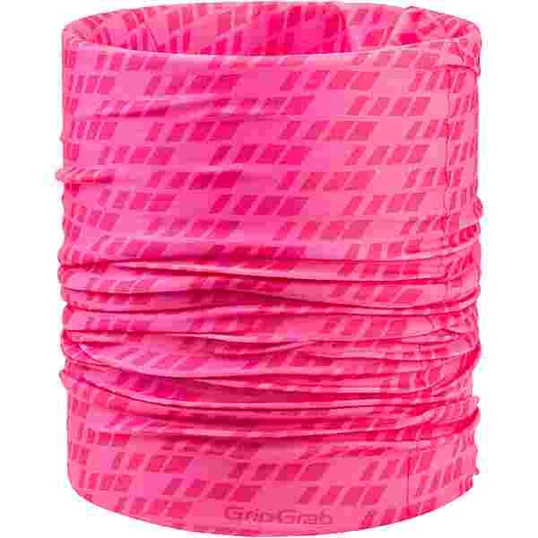 GripGrab Multifunctional Neck Warmer Schal pink