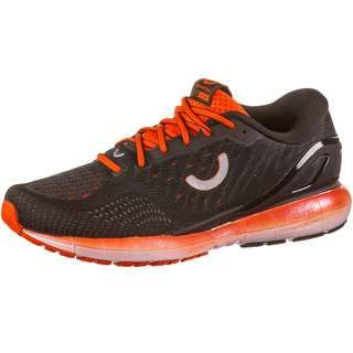 TRUE MOTION U-TECH Aion Laufschuhe Herren dark shadow grey-tomato red