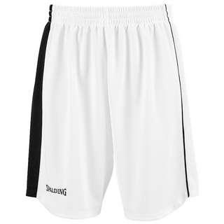 Spalding 4Her II Shorts Damen weiß / schwarz