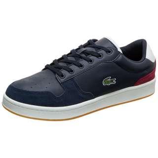 Lacoste Masters Cup Sneaker Herren dunkelblau / rot