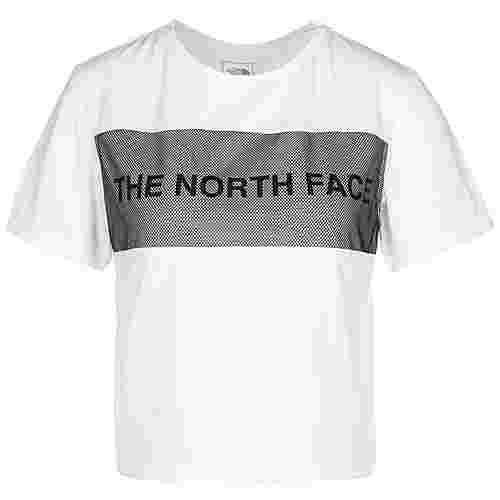 The North Face Train N Logo T-Shirt Damen weiß